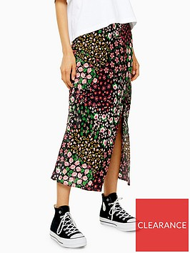 topshop-patchwork-floral-bias-cut-midi-skirt-multi