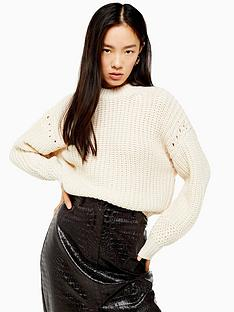 topshop-recycled-relaxed-fit-knitted-jumper-ivory