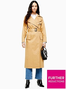 topshop-belted-trench-coat-camel