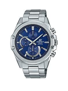 casio-casio-ediface-blue-and-silver-detail-chronograph-dial-stainless-steel-bracelet-mens-watch