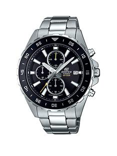 casio-casio-ediface-black-and-silver-chronograph-dial-stainless-steel-bracelet-mens-watch