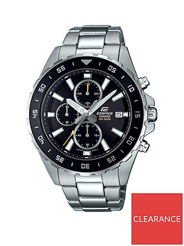 casio-edifice-black-and-silver-chronograph-dial-stainless-steel-bracelet-mens-watch
