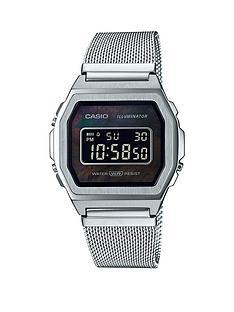 casio-casio-retro-black-digital-dial-stainless-steel-mesh-strap-watch