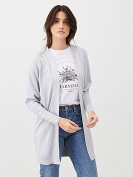 v-by-very-lightweight-longline-cardigan-grey-marl