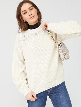 v-by-very-stitch-yoke-detail-jumper-oatmeal