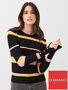 v-by-very-multi-stripe-jumper-multi