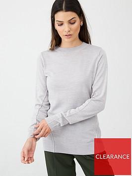v-by-very-lightweightnbspcrew-neck-seam-detail-jumper-grey-marl