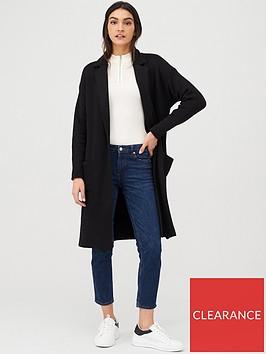 v-by-very-knitted-longline-coatigan-black