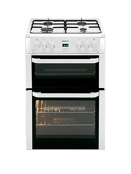 beko-bdvg694wp-60cm-double-oven-gas-cooker-white