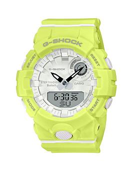 casio-casio-g-shock-white-chronograph-dial-neon-yellow-resin-strap-watch
