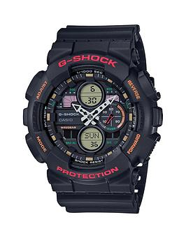 casio-casio-g-shock-black-orange-and-red-detail-chronograph-dial-black-resin-strap-mens-watch