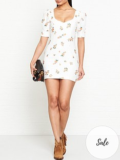 bec-bridge-peachy-floral-print-mini-dress-white