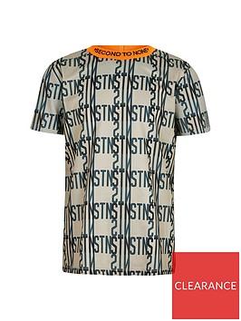 river-island-boys-ri-active-printed-t-shirt-beige