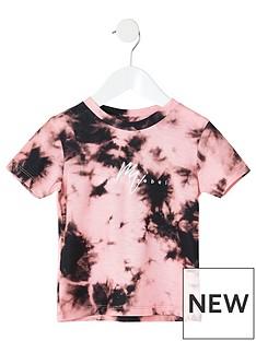 river-island-mini-mini-boys-tie-dye-t-shirt-pink