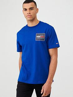 tommy-jeans-chest-box-logo-t-shirt-blue