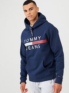 tommy-jeans-reflective-flag-hoodie-navy