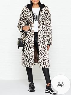 jakke-katie-cheetah-print-faux-fur-coat-white