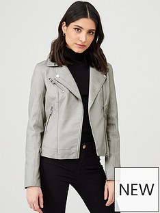 v-by-very-faux-leather-pu-jacket-grey
