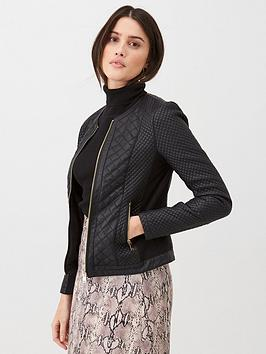 v-by-very-quilted-faux-leather-jacket-black