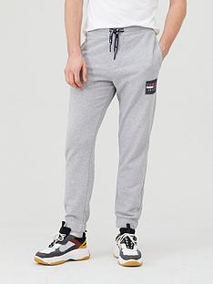 tommy-jeans-graphic-sweatpants-grey-marl