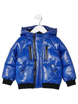 river-island-mini-mini-boys-prolific-tape-padded-jacket-blue