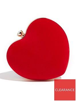 oasis-scarlett-heart-box-clutch-bag-red