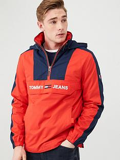tommy-jeans-colourblock-popover-jacket-red