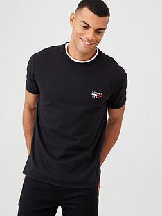 tommy-jeans-chest-logo-t-shirt-black