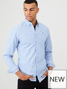 tommy-jeans-long-sleeved-oxford-shirt-pale-blue