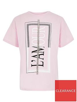 river-island-girls-printed-embellished-t-shirt-pink