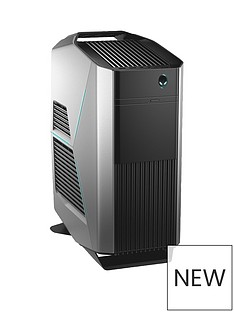 Alienware Aurora R8, Intel® Core¿ i7-9700, 6GB NVIDIA GeForce GTX 1660Ti Graphics, 8GB DDR4 RAM, 1TB HDD & 256GB SSD, Gaming PC