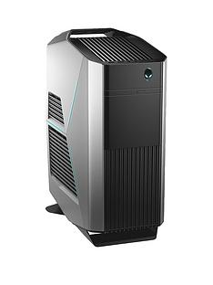 Alienware Aurora R8, Intel® Core™ i7-9700, 6GB NVIDIA GeForce GTX 1660Ti Graphics, 8GB DDR4 RAM, 1TB HDD & 256GB SSD, Gaming PC