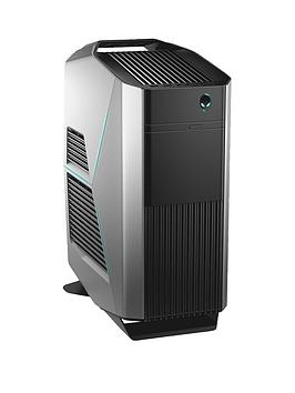 Alienware Aurora R8, Intel&Reg; Core&Trade; I7-9700, 8Gb Nvidia Geforce Rtx 2070 Oc Graphics, 16Gb Ddr4 Ram, 2Tb Hdd &Amp; 256Gb Ssd, Gaming Pc