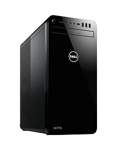 Dell XPS 8930, Intel® Core™ i7-9700, 6GB NVIDIA GeForce GTX 1660Ti Graphics, 8GB DDR4 RAM, 1TB HDD & 512GB SSD, Gaming PC