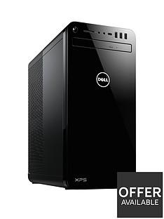 Dell XPS 8930, Intel® Core™ i7-9700, 6GB NVIDIA GeForce RTX 2060 OC Graphics, 16GB DDR4 RAM, 2TB HDD & 512GB SSD, Gaming PC