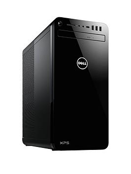 Dell Xps 8930, Intel&Reg; Core&Trade; I7-9700, 6Gb Nvidia Geforce Rtx 2060 Oc Graphics, 16Gb Ddr4 Ram, 2Tb Hdd &Amp; 512Gb Ssd, Gaming Pc