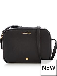 lulu-guinness-lip-pin-cole-cross-body-bag-black