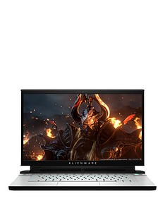 Alienware m15 R2, Intel® Core™ i7-9750H, 8GB NVIDIA GeForce RTX 2070 MQ Graphics, 16GB DDR4 RAM, 512GB SSD, 15.6 inch Full HD 144Hz, Gaming Laptop - White