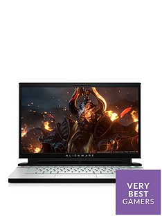 alienware-m15-r2-intelreg-coretrade-i7-9750h-6gb-nvidia-geforce-rtx-2060-oc-graphics-16gb-ddr4-ram-512gb-ssd-156-inch-full-hd-144hz-gaming-laptop-white