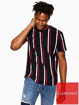topman-luke-stripe-t-shirt