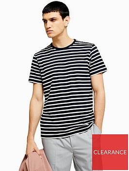 topman-topman-harry-stripe-t-shirt-navy