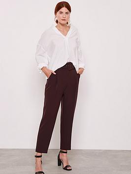 mint-velvet-self-belt-high-waist-tapered-trousers-plum
