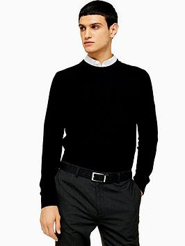 topman-essentials-crew-neck-jumper