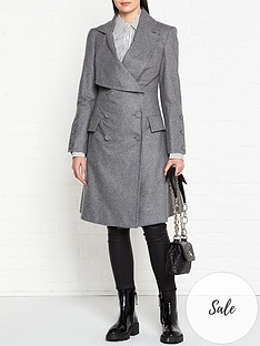 vivienne-westwood-anglomania-jabot-double-breasted-melton-coat-grey