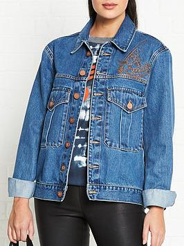 vivienne-westwood-anglomania-type-3-orb-embroidered-denim-jacket-blue