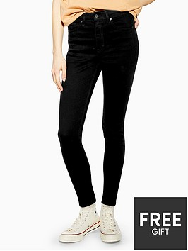 topshop-jamie-jeans-black