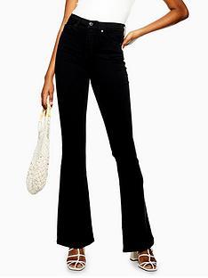 topshop-jamie-high-waist-stretch-flare-jeans--nbspblack