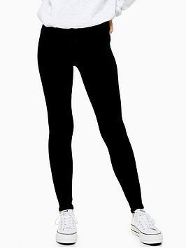 topshop-joni-black-skinny-jeans-black