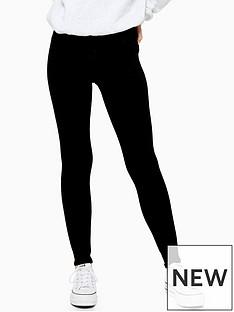 topshop-topshop-joni-black-skinny-jeans-black