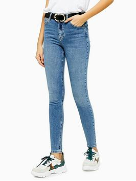 topshop-jamie-super-high-waisted-mid-blue-skinny-jeans